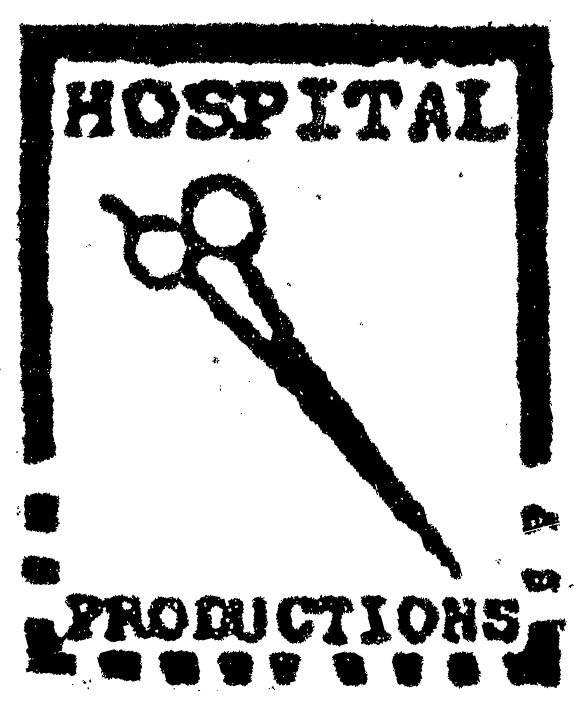 Hospital Productions logo