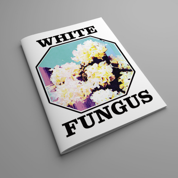 White Fungus Issue 1 Cover