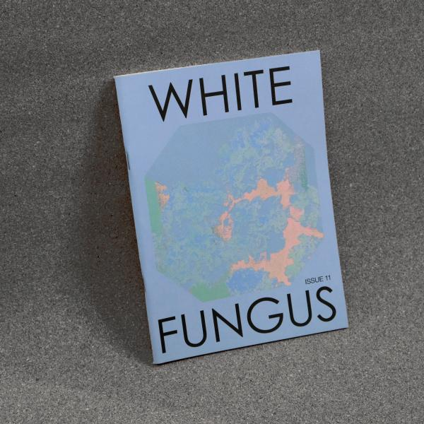 White Fungus Issue #11 cover