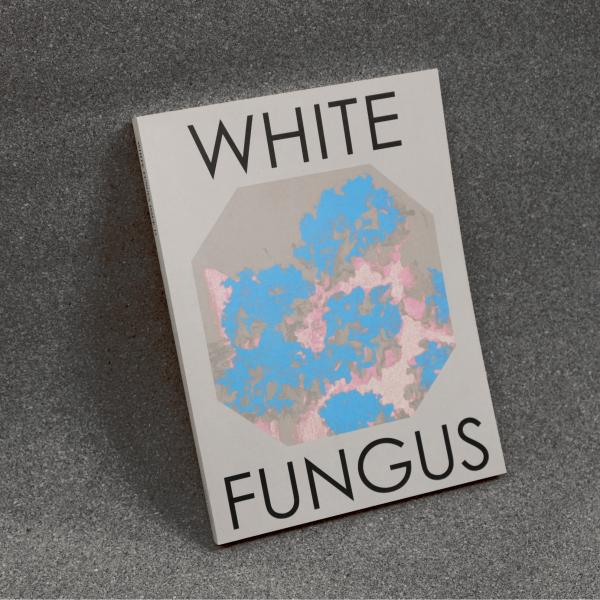 White Fungus Issue #12 cover