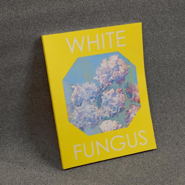 White Fungus Issue #13 cover