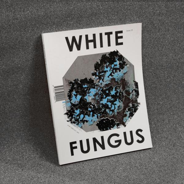 White Fungus Issue #15 cover