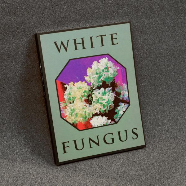 White Fungus Issue #16 cover