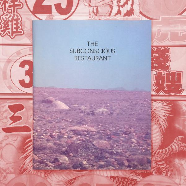 The Subconscious Restaurant 1 cover