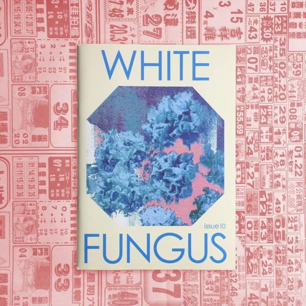 White Fungus Issue #10 cover