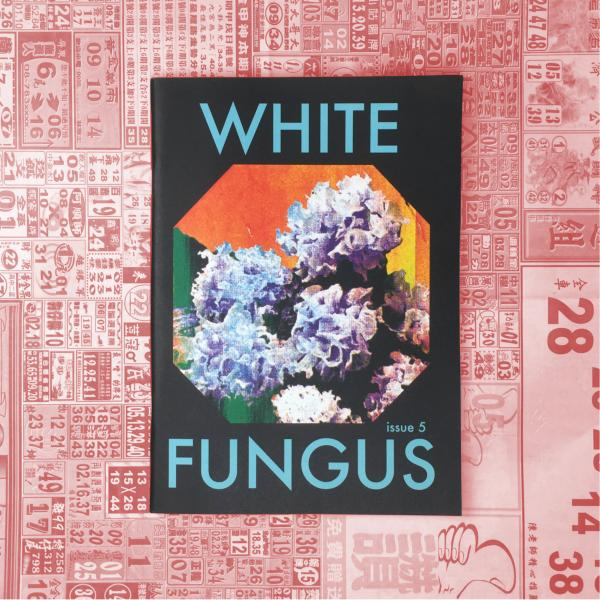 White Fungus Issue #5 cover