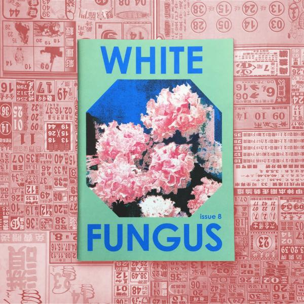 White Fungus Issue #8 cover