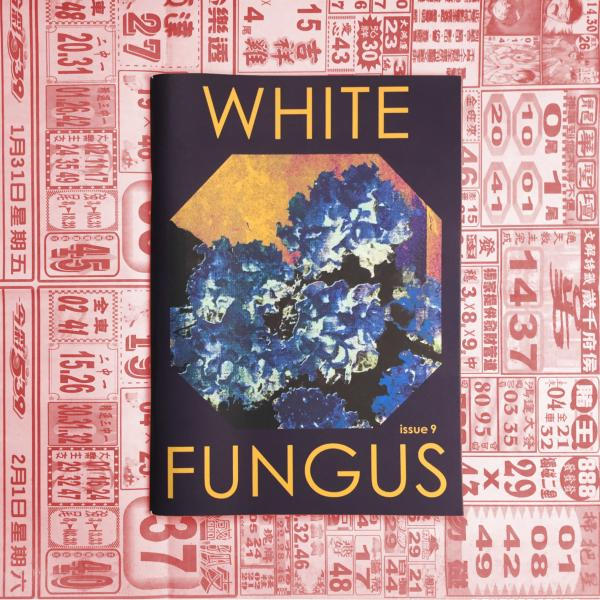 White Fungus Issue #9 cover