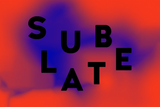 Sublate poster