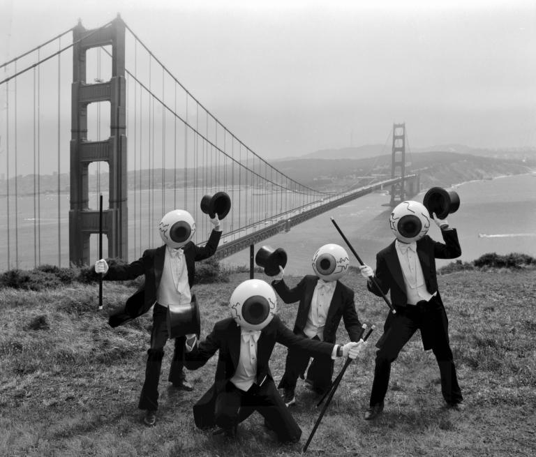 The Residents at the golden Gate Bridge